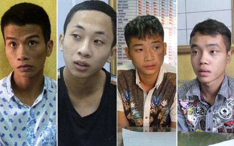 Nhóm thanh niên ném gạch đá làm chết người là bạn của nạn nhân 8