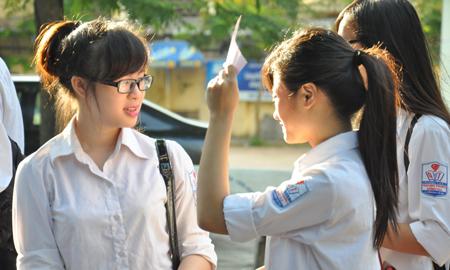 Thông tin mới nhất về kỳ thi THPT quốc gia 2015 5