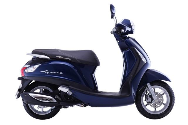 Những ưu điểm động cơ Bluecore của Yamaha 5