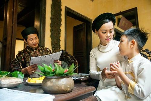 Những hình ảnh chân thực về gia đình trung lưu ở Hà Nội trước năm 1945 5