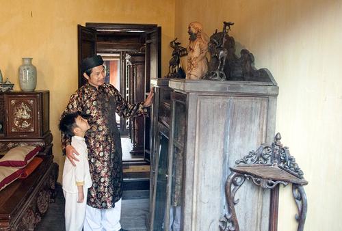 Những hình ảnh chân thực về gia đình trung lưu ở Hà Nội trước năm 1945 6