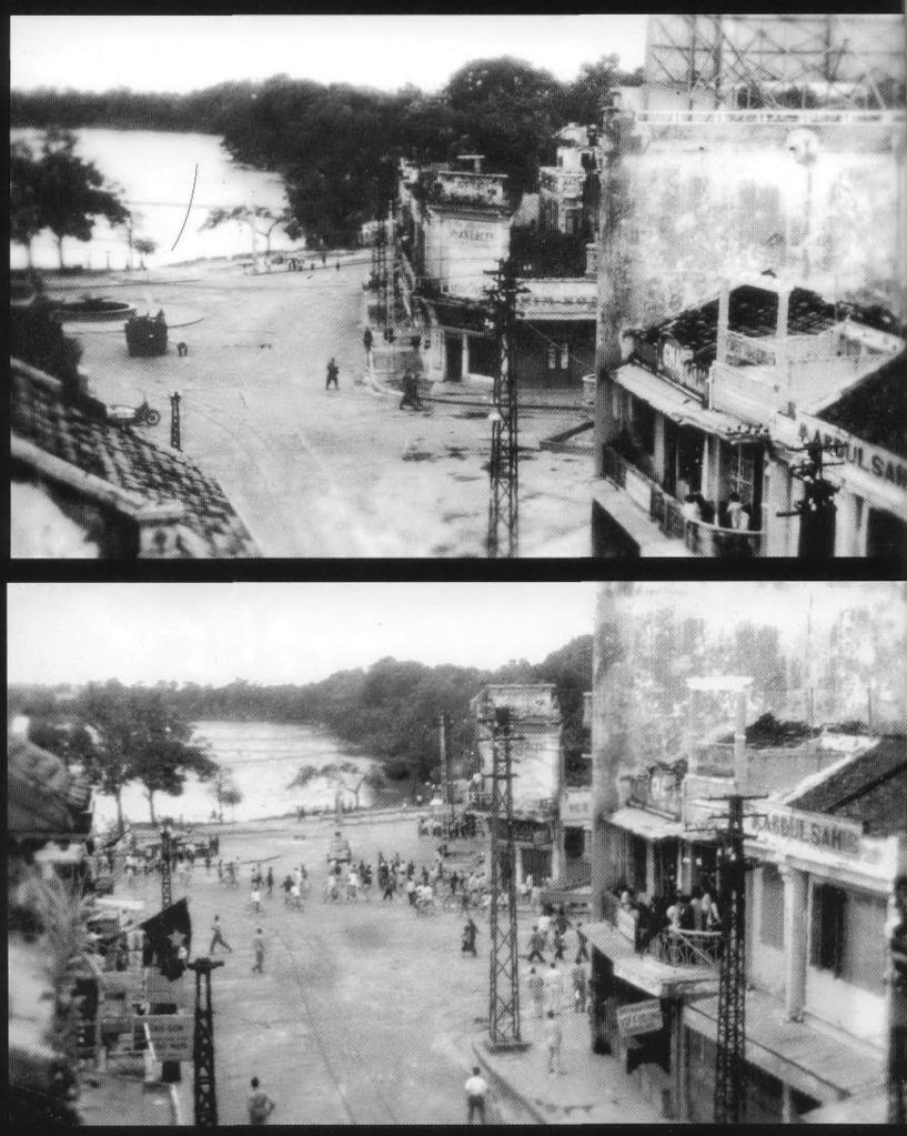 Hình ảnh một Hà Nội đặc biệt ngày Giải phóng 8