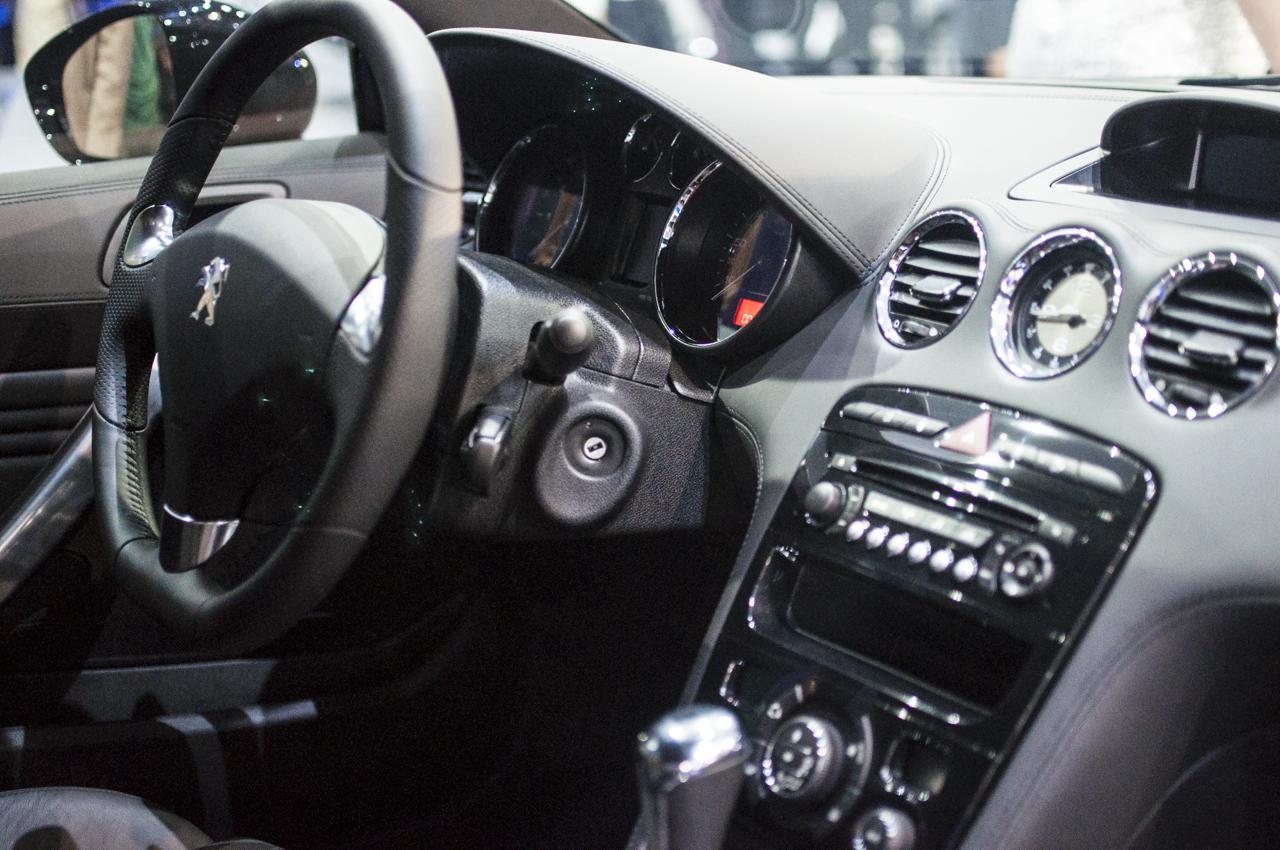 Peugeot RCZ : Cơn gió lạ đến từ nước Pháp 9