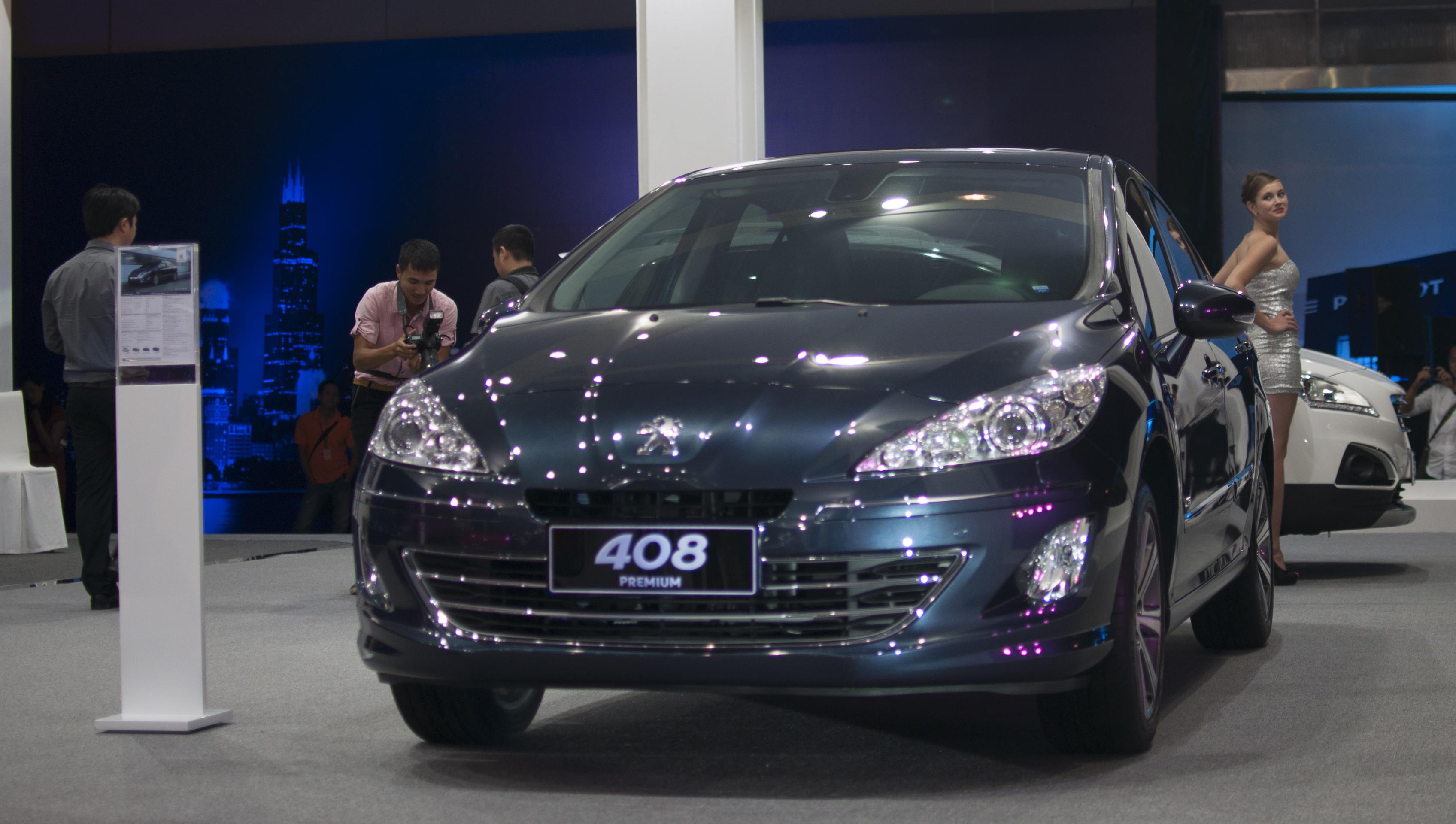Peugeot RCZ : Cơn gió lạ đến từ nước Pháp 12