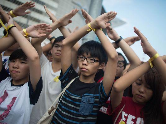 Kết quả hình ảnh cho sinh viên biểu tình