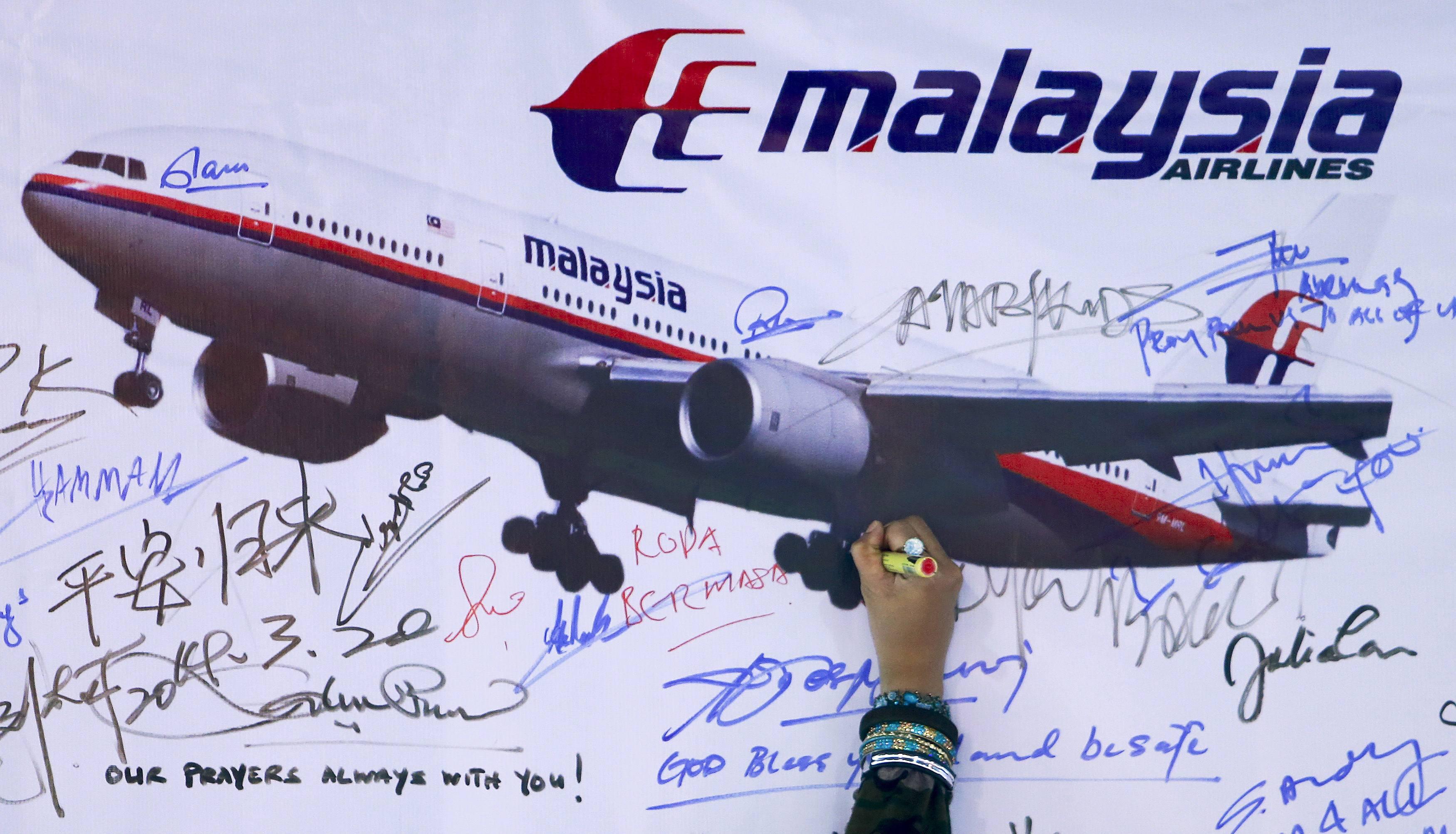"""Hình ảnh """"MH370 không rơi ở Ấn Độ Dương"""" số 1"""