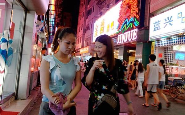'Làng bồ nhí' giữa lòng thành thị Trung Quốc 6