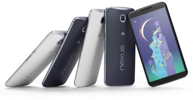 Nexus 6 ra mắt: chiếc phablet đầu tiên của Google 5