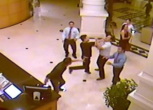Nguyên nhân dẫn đến vụ hỗn chiến tại khách sạn 4 sao 4