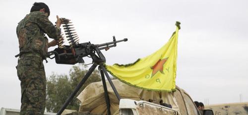 Bị oanh kích tơi tả, phiến quân IS phải rút gần hết khỏi Kobani 9