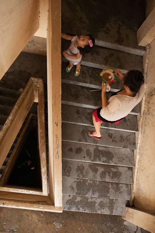 Bộ ảnh 'Gà mái' của bà mẹ đơn thân Việt gây sốt cộng đồng mạng 9