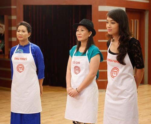 Bán kết Vua đầu bếp Việt Nam 2014 tập 14 5