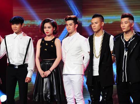 Chung kết nhân tố bí ẩn (X-Factor) 2014: Giang Hồng Ngọc giành ngôi quán quân 5