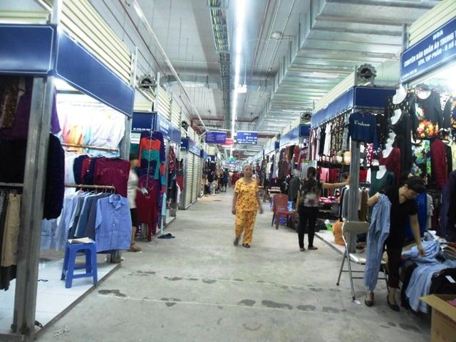 Hình ảnh Chợ Mơ mới những ngày đầu khai trương 9