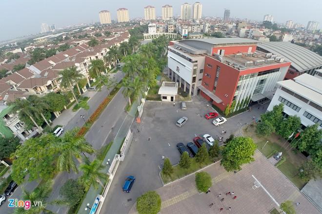 Trường học quý tộc có sân golf giữa lòng Hà Nội 8