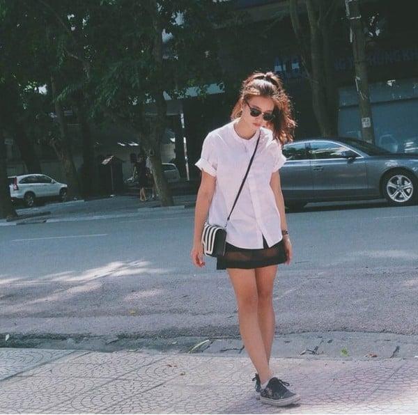 Vẻ đẹp hoàn hảo của hot girl 'soán ngôi' Chi Pu 12