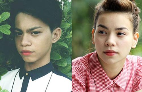 Những bạn trẻ vô danh được chú ý vì giống hệt sao Việt 19