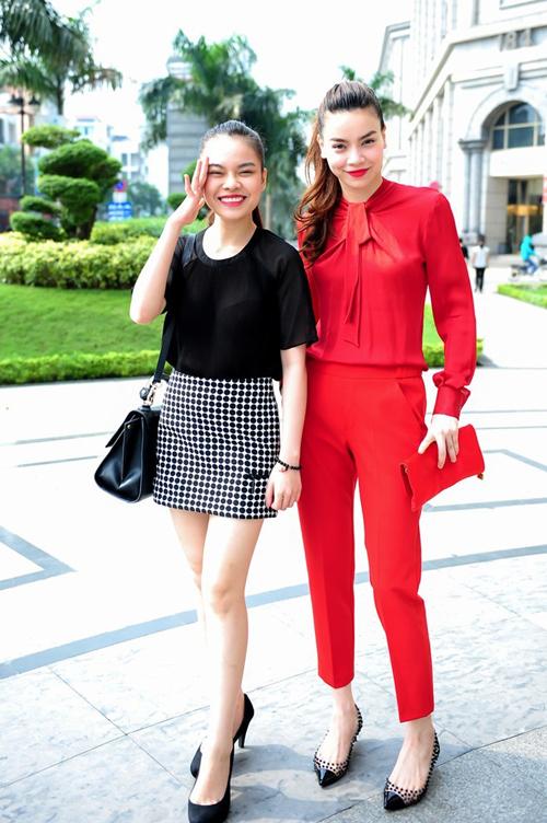Hà Hồ: 'Subeo bị cấm ăn mặc xa xỉ' 9