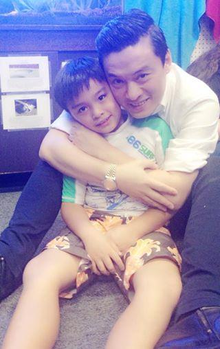 Lam Trường khoe ảnh con trai sau sự cố bị kẻ gian đập kính ô tô 5