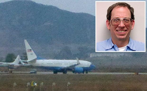 Triều Tiên thả tự do cho một tù nhân Mỹ 5