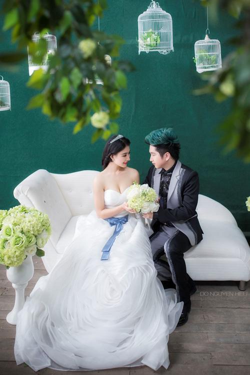 Những đám cưới sao Việt được mong đợi nhất năm 2014 10
