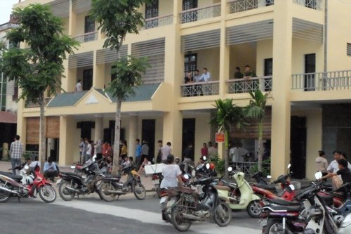 Bé gái 11 tuổi tử vong tại bệnh viện đa khoa Quốc Oai: Đình chỉ ca trực 5