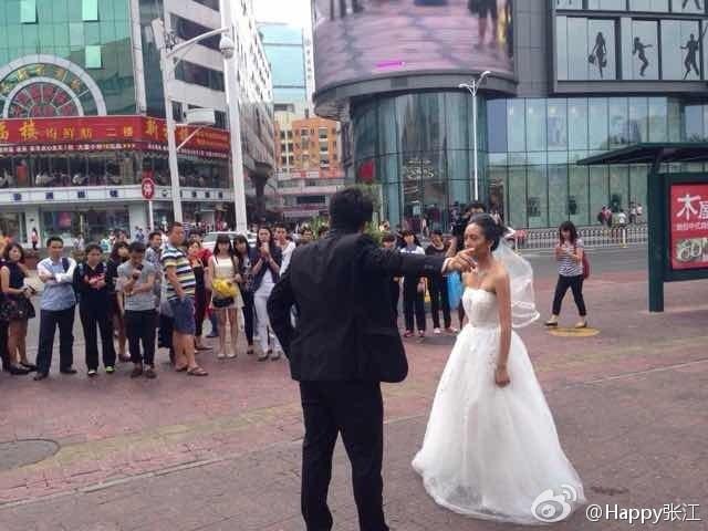 Chú rể ruồng bỏ cô dâu ngay trong buổi chụp ảnh cưới gây sốt cộng đồng mạng 5