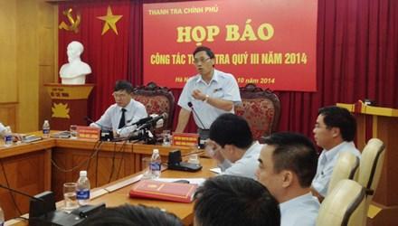 Nguyên Tổng Thanh tra Chính phủ bổ nhiệm một số cán bộ chưa đủ điều kiện 6