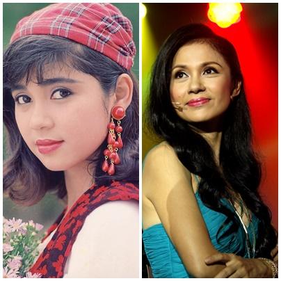 Những vẻ đẹp không tuổi của showbiz Việt  8