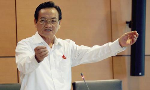 Hình ảnh Đại biểu Quốc hội lo kinh tế Việt Nam tụt hậu số 1