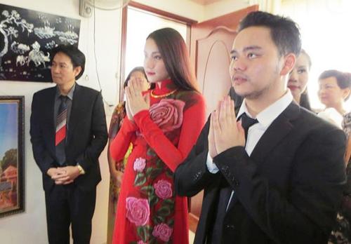 Những đám cưới sao Việt được mong đợi nhất năm 2014 9