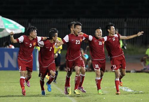 Xem trực tiếp bóng đá trận U21 Việt Nam vs U21 Thái Lan ngày 23/10 1