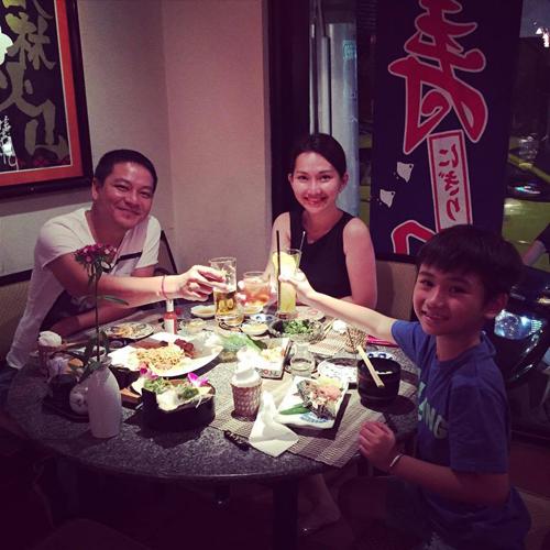 Những cặp vợ chồng sao Việt viên mãn nhất 11