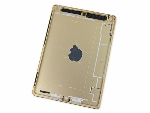 Phẫu thuật iPad Air 2: Cực kỳ khó sửa, pin nhỏ hơn 19