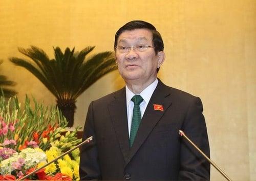 Chủ tịch nước xin phê chuẩn Công ước chống tra tấn 5