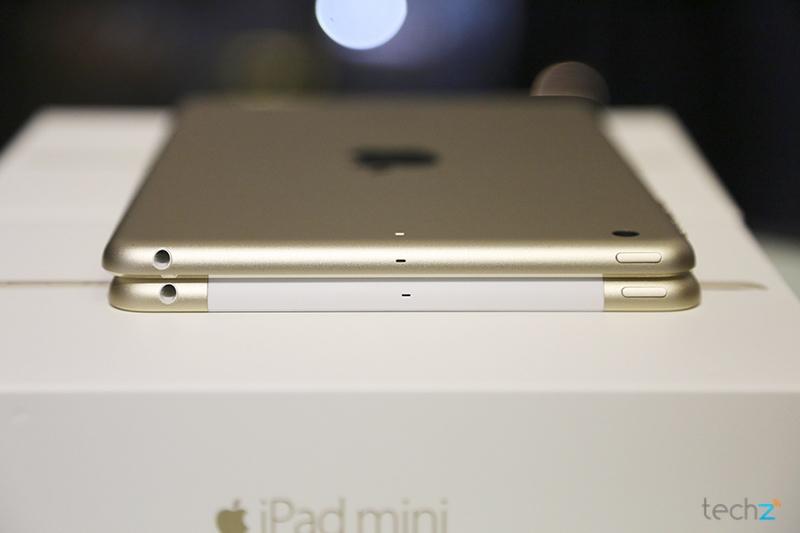 Mở hộp iPad Mini 3: Nhỏ gọn và sang trọng 17