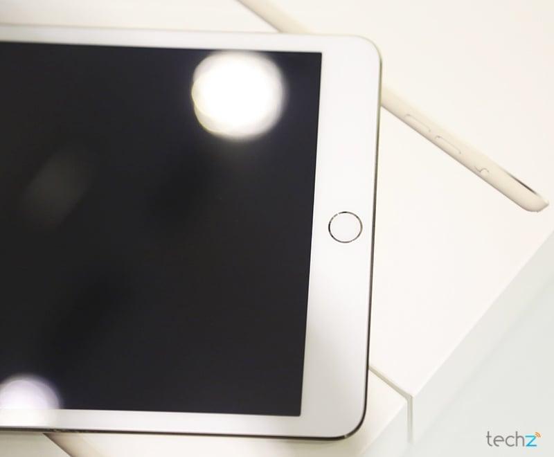 Mở hộp iPad Mini 3: Nhỏ gọn và sang trọng 19