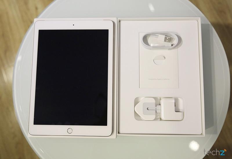 Mở hộp iPad Mini 3: Nhỏ gọn và sang trọng 8