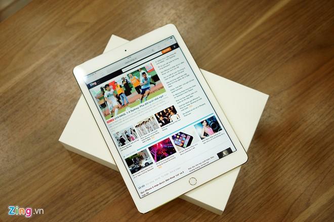 Ảnh thực tế iPad Air 2 vừa xuất hiện tại Việt Nam 9