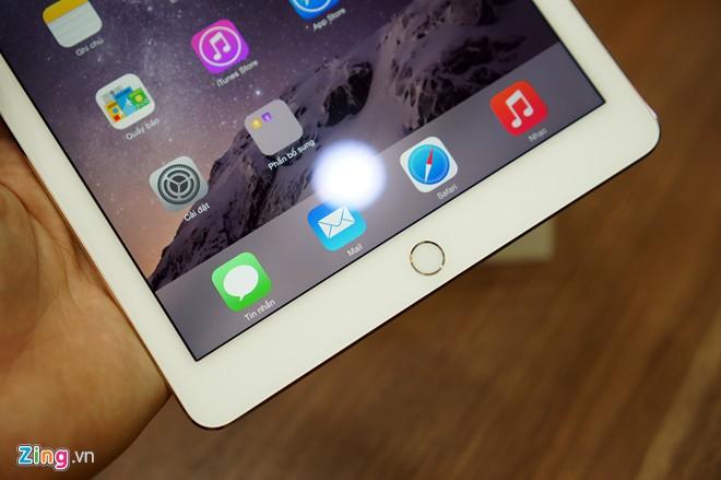 Ảnh thực tế iPad Air 2 vừa xuất hiện tại Việt Nam 11