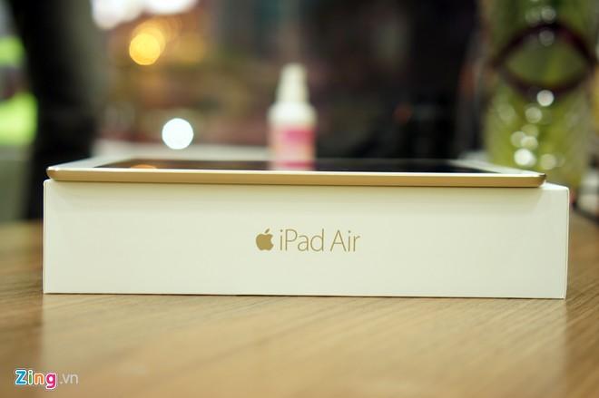 Ảnh thực tế iPad Air 2 vừa xuất hiện tại Việt Nam 12