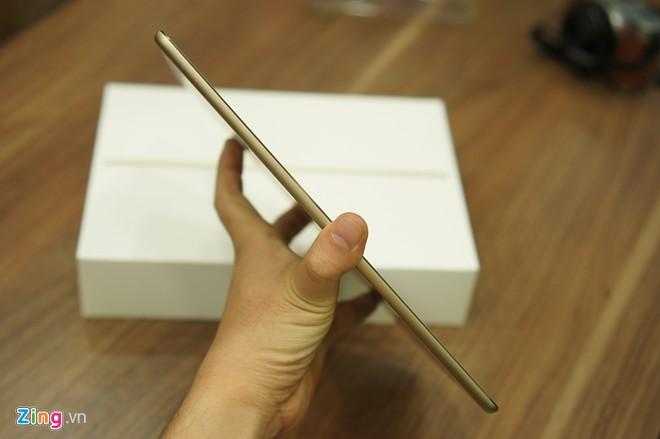 Ảnh thực tế iPad Air 2 vừa xuất hiện tại Việt Nam 13
