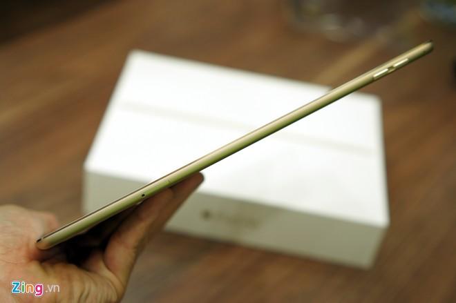 Ảnh thực tế iPad Air 2 vừa xuất hiện tại Việt Nam 14