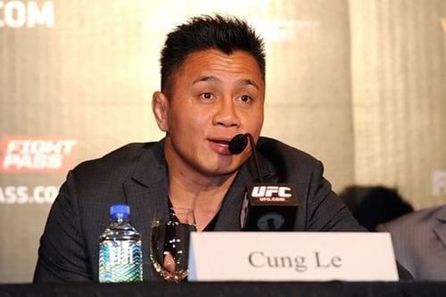 Cung Lê yêu cầu lời xin lỗi từ UFC sau khi bị oan vụ doping 4