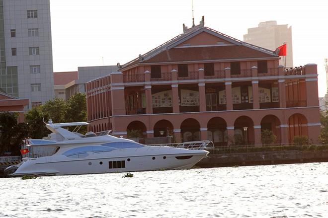 Loạt đại gia Việt chơi sang với du thuyền triệu đô 10