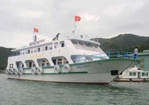 Loạt đại gia Việt chơi sang với du thuyền triệu đô 14