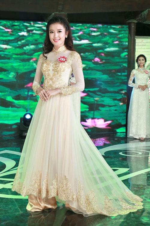 Cận cảnh nhan sắc 20 thí sinh lọt vào chung kết Hoa hậu Việt Nam 2014  5