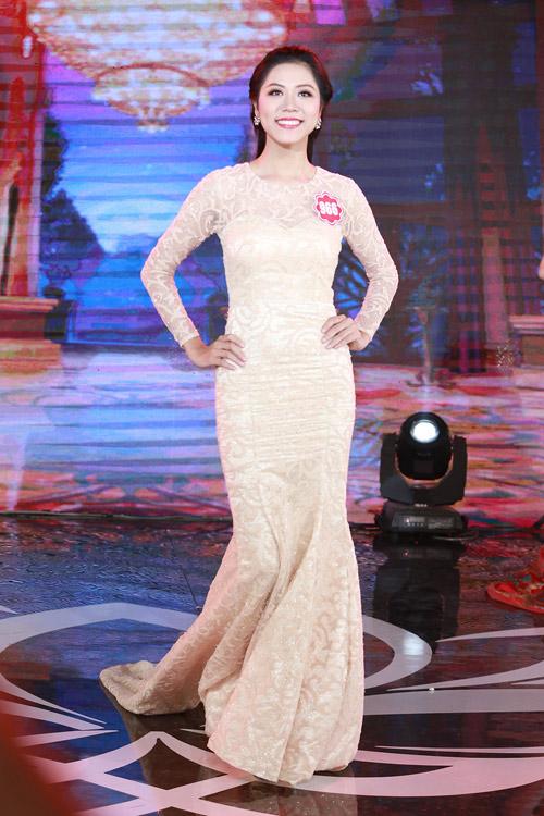 Cận cảnh nhan sắc 20 thí sinh lọt vào chung kết Hoa hậu Việt Nam 2014  6