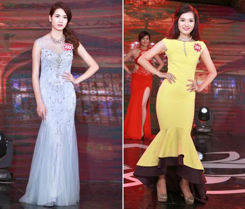 Cận cảnh nhan sắc 20 thí sinh lọt vào chung kết Hoa hậu Việt Nam 2014  9