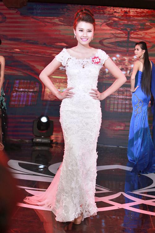Cận cảnh nhan sắc 20 thí sinh lọt vào chung kết Hoa hậu Việt Nam 2014  11